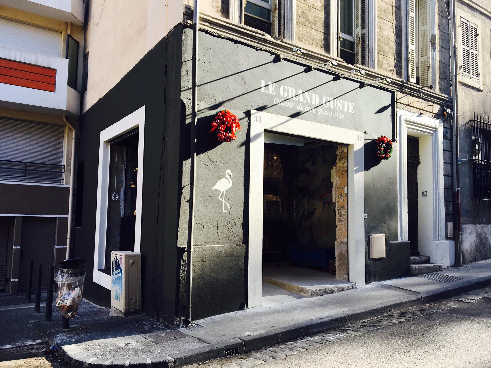Le Grand Guste Marseille Restaurant