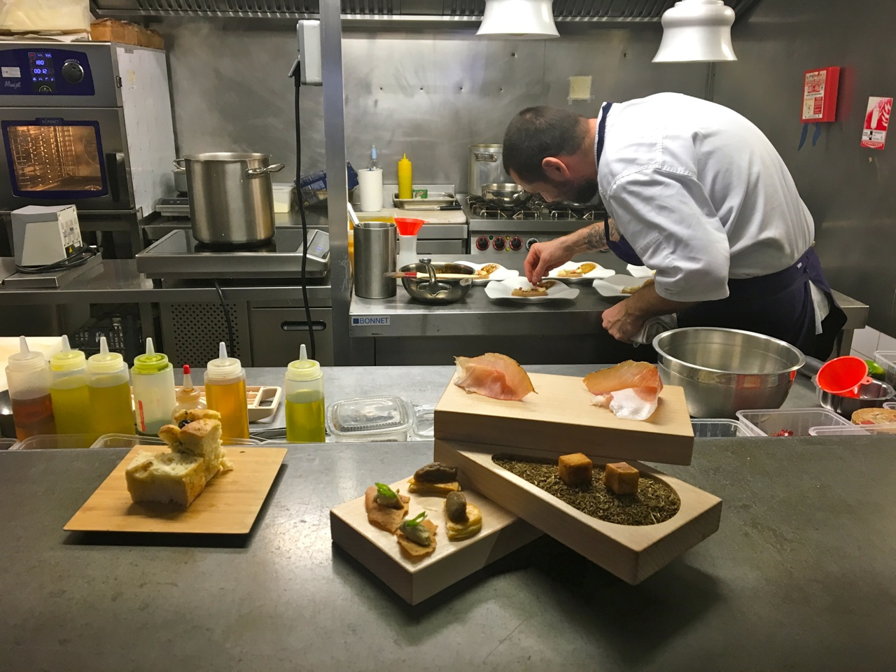 Restaurant gastronomique marseille