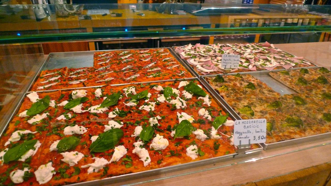 Pizza à la coupe Marseille