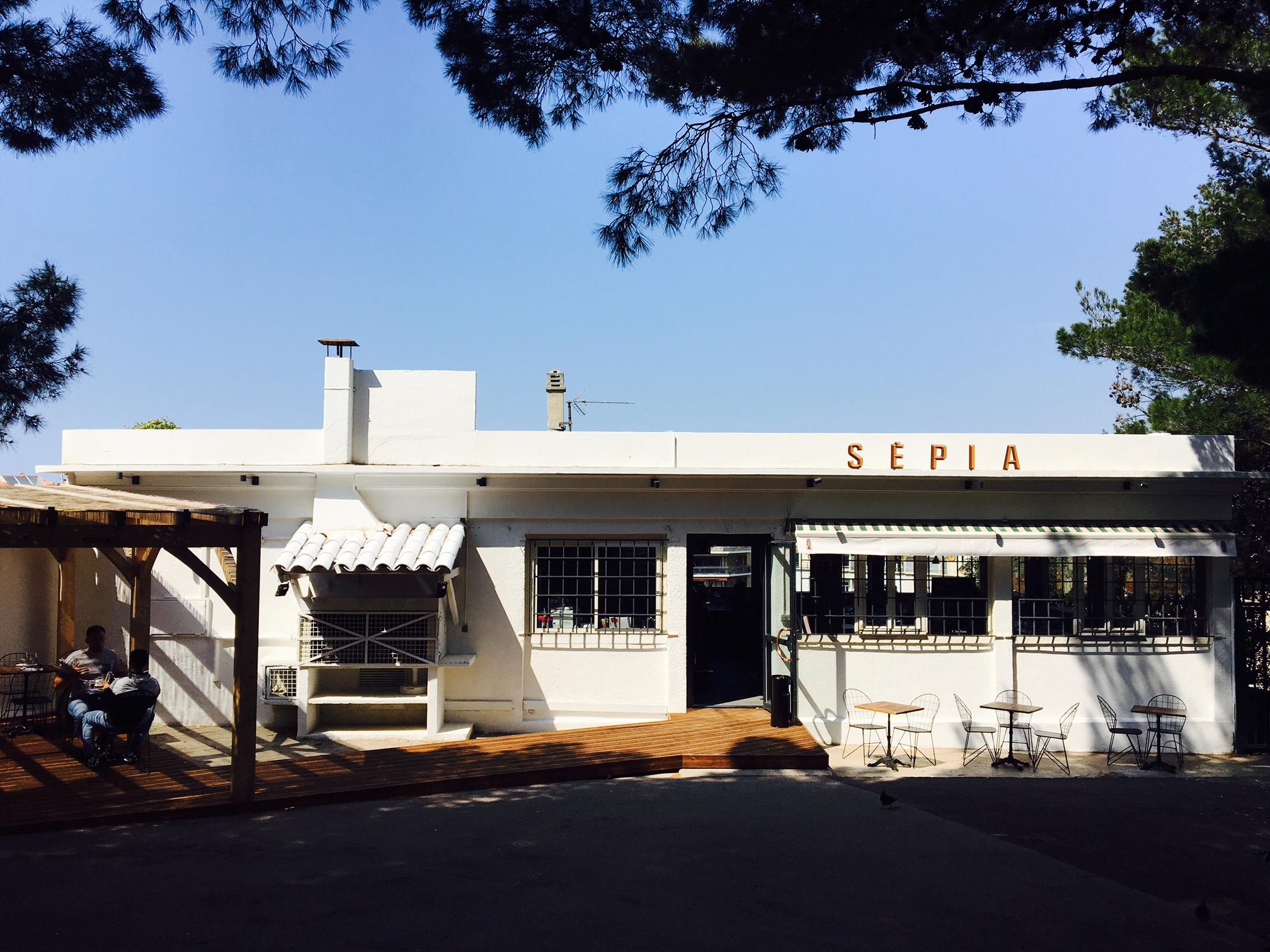 Restaurant Le Sepia Marseille
