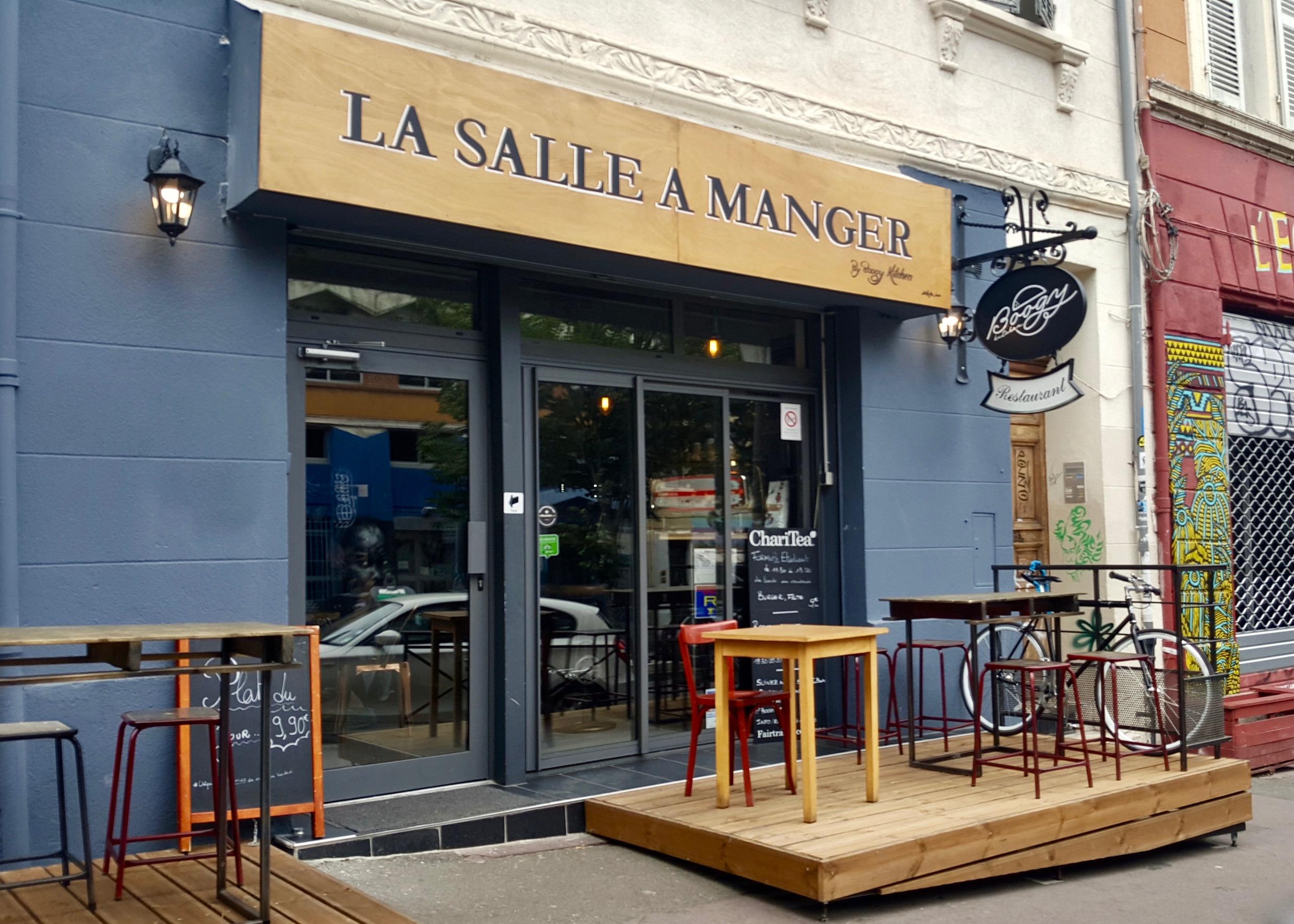 Cuisine Italienne Et Burgers La Salle A Manger Love Spots