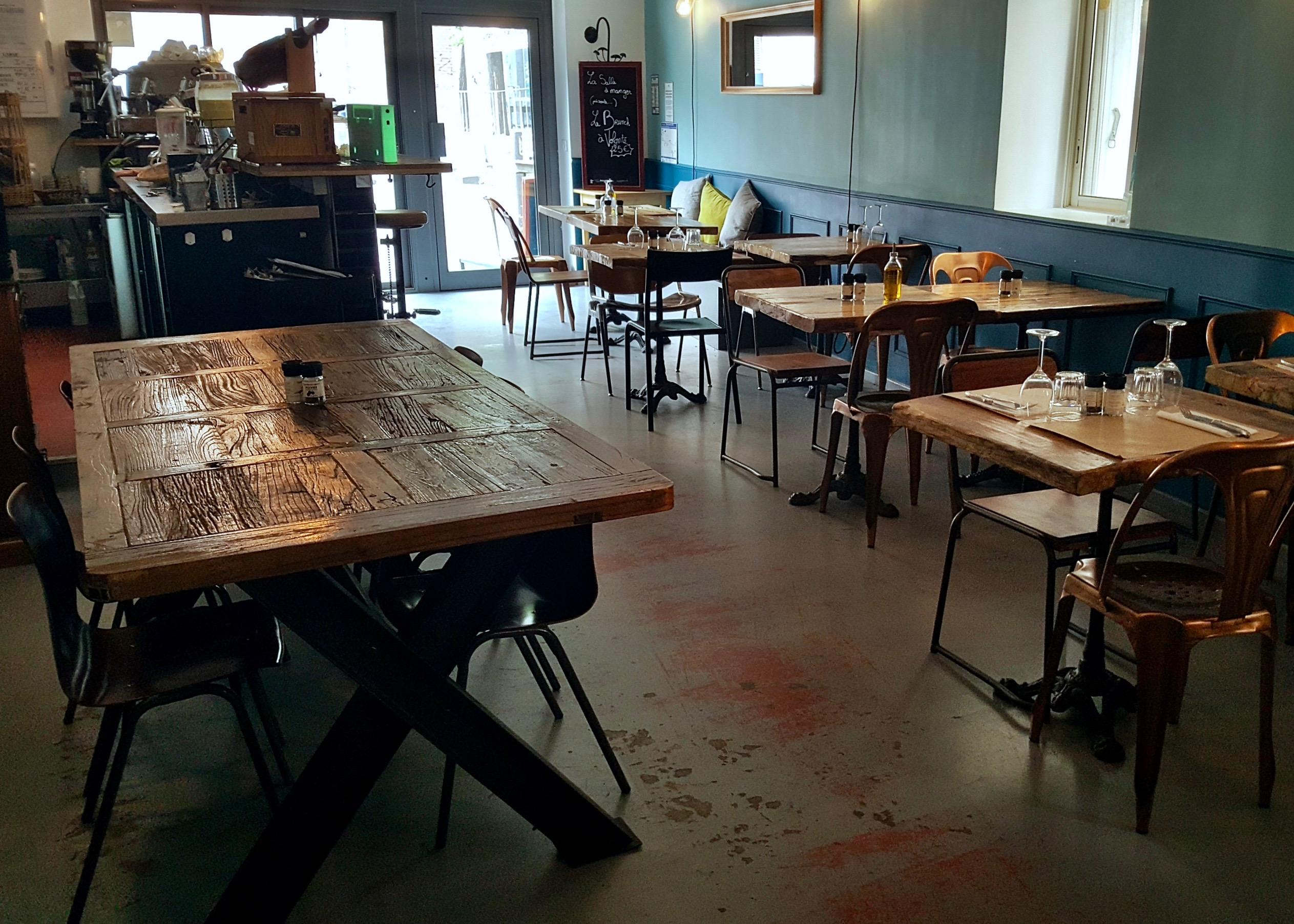 Cuisine italienne et Burgers - La Salle à Manger - Love Spots