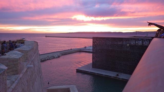 Rooftops Marseille