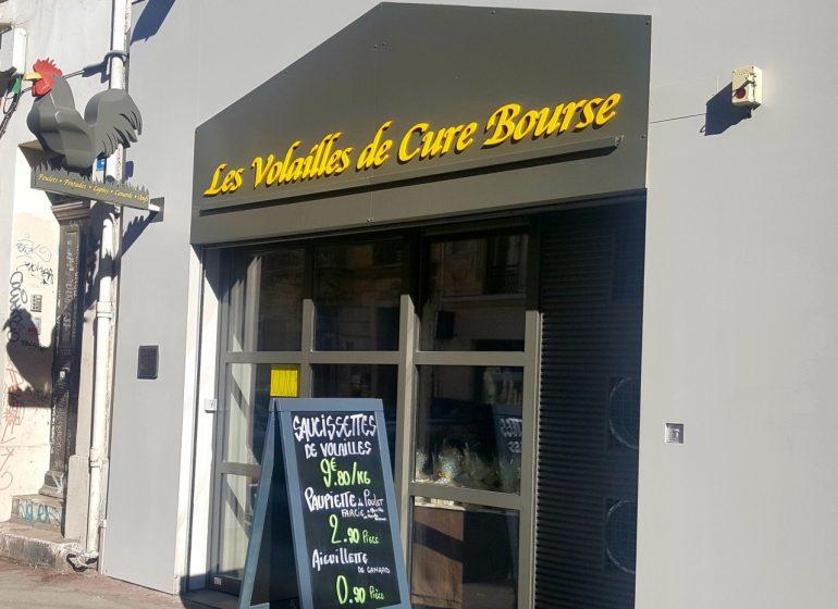 Volailler Marseille