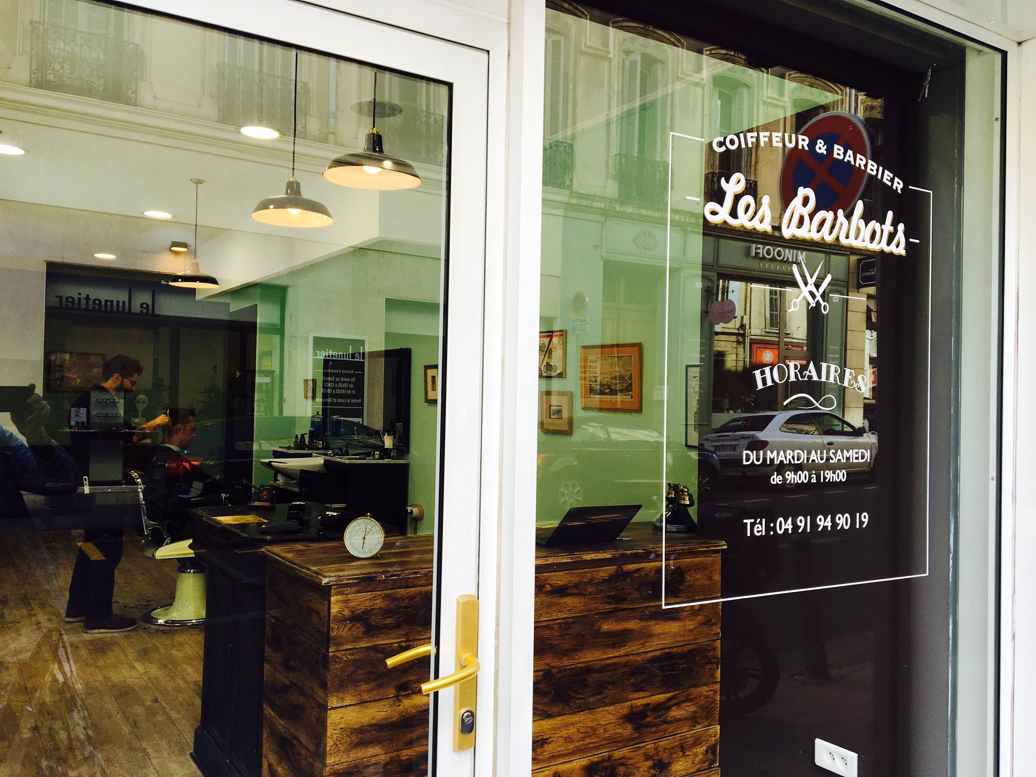 Coiffeur et barbier marseille les barbots love spots for Salon bien etre marseille