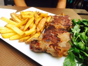 Cuisine française Marseille