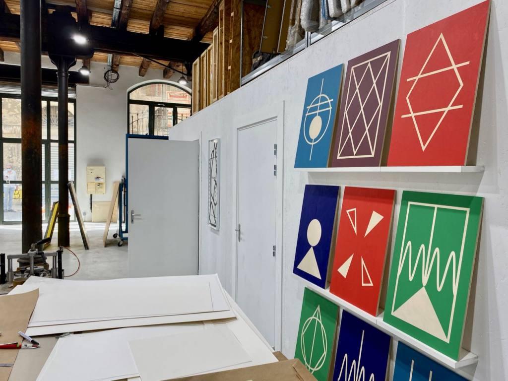 Tchikebe, atelier de sérigraphie à Marseille
