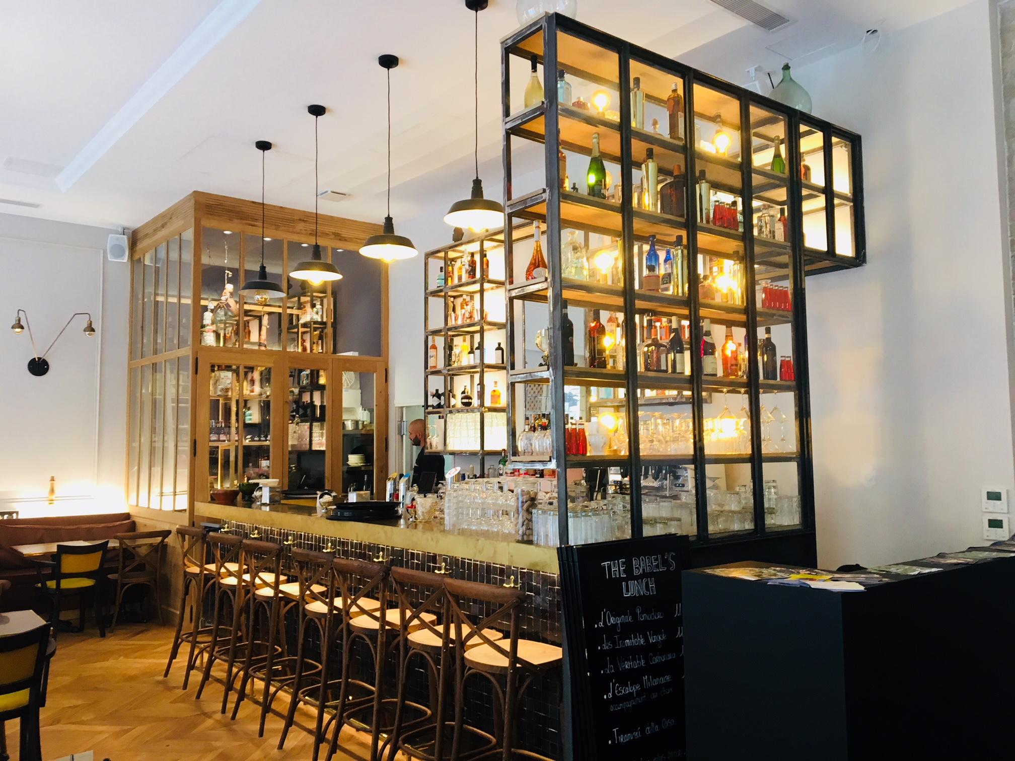 Restaurant Ouvert Le  Mai