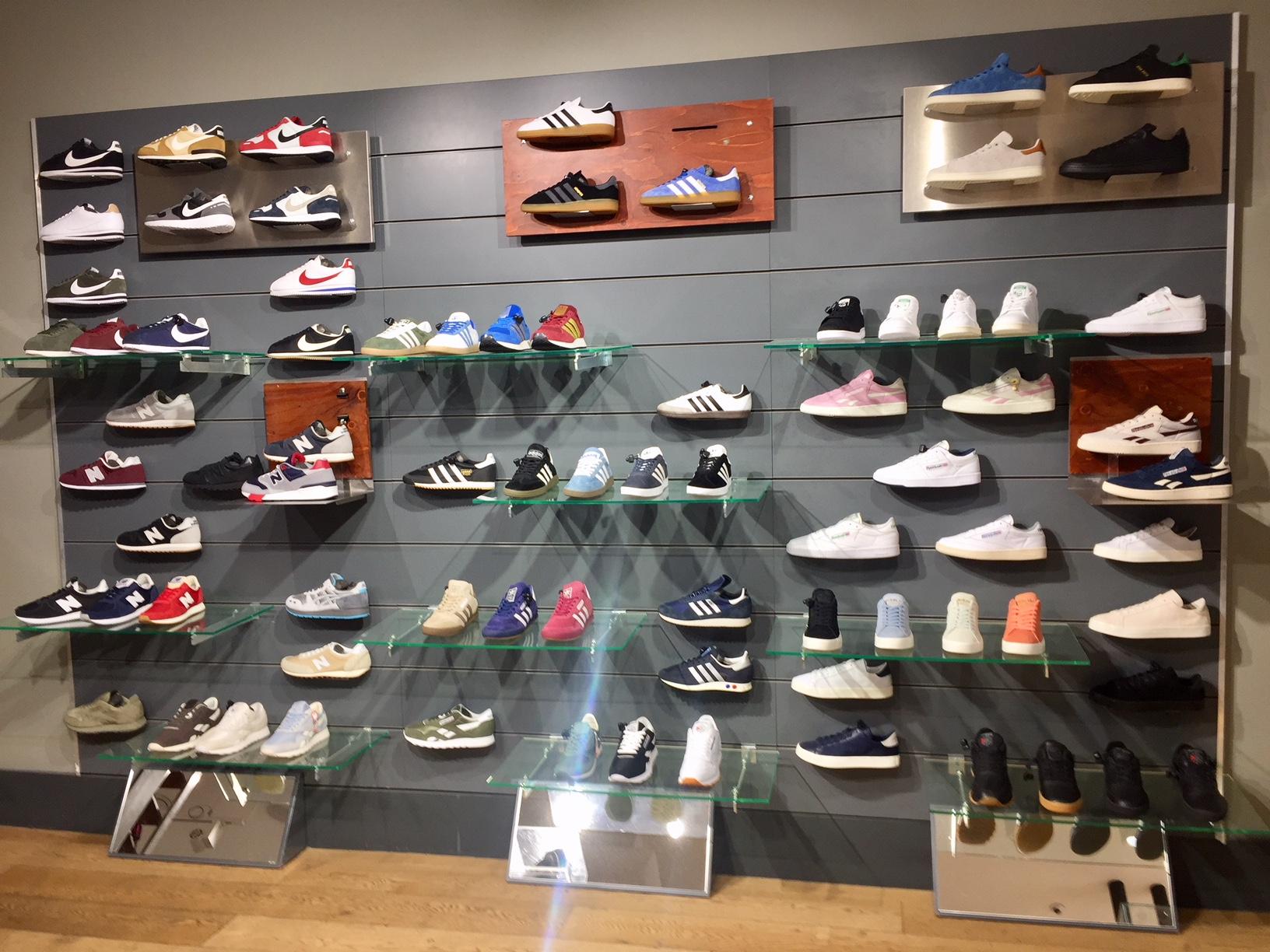 acheter et vendre authentique magasin chaussure marseille