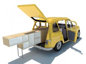 Buvette mobile