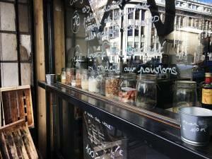 Cantine bio Marseille