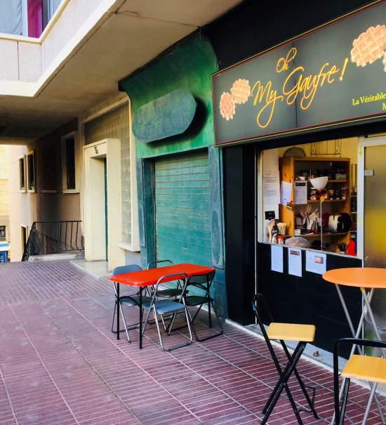 Gaufre Marseille
