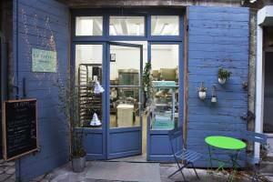Pâtisserie sans gluten Marseille