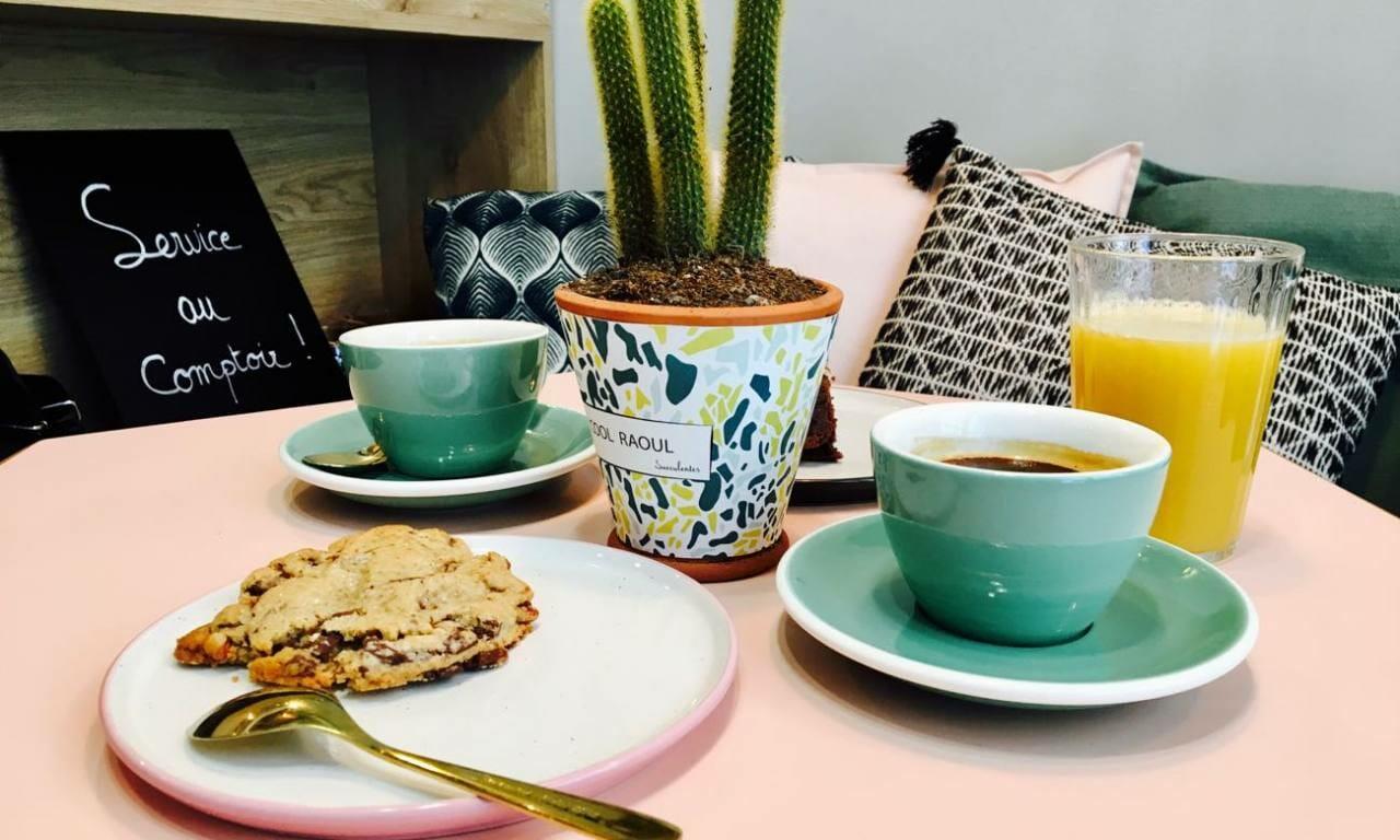 Café cactus Marseille
