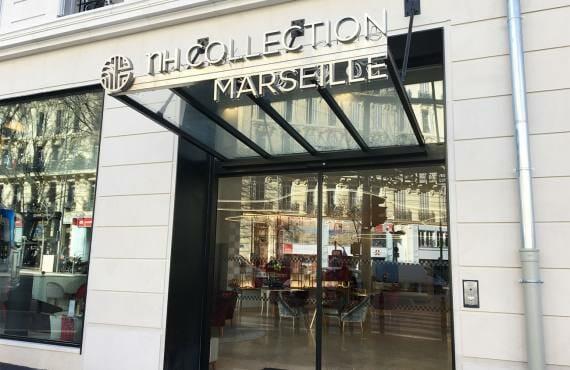 Hôtel 4**** Marseille