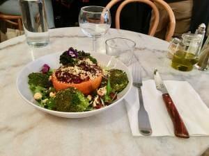 Cuisine veggie Marseille