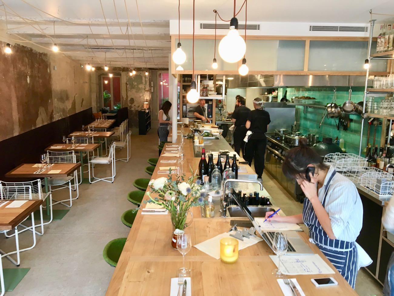 Restaurant Noailles Marseille - La Mercerie - Love spots