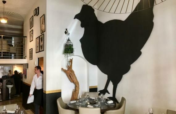 La poule noire Bistrot Gastronomique Marseille