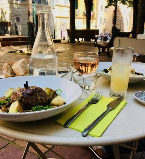 Restaurant Le Panier Marseille