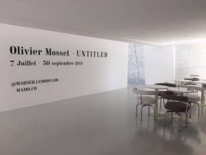 Expo MaMo Olivier Mosset