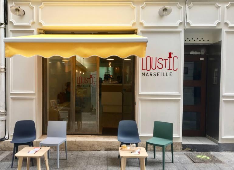Bar à cafés Marseille