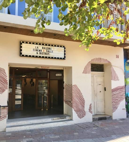 Ciné bistrot Marseille