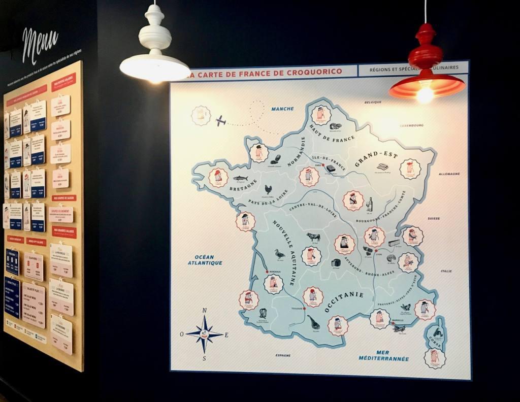 Croque-monsieur Marseille