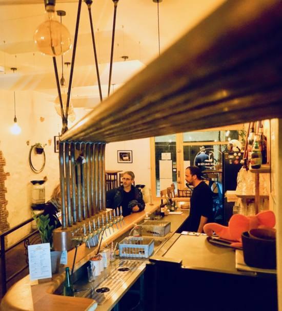 Bar à bières Marseille