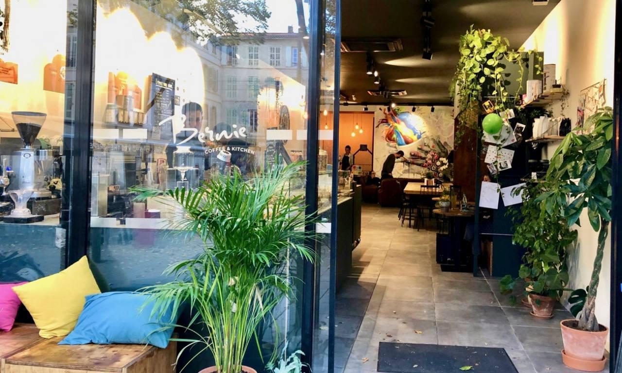 Coffee Shop Marseille