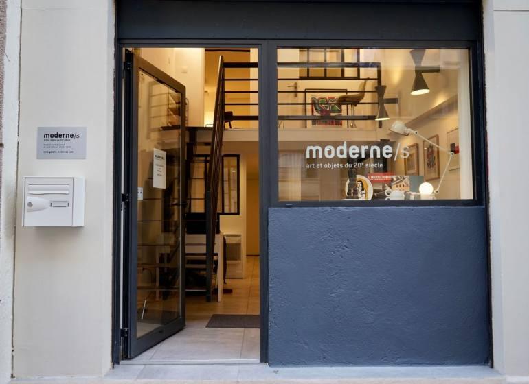 Art et design 20ème siècle Marseille façade