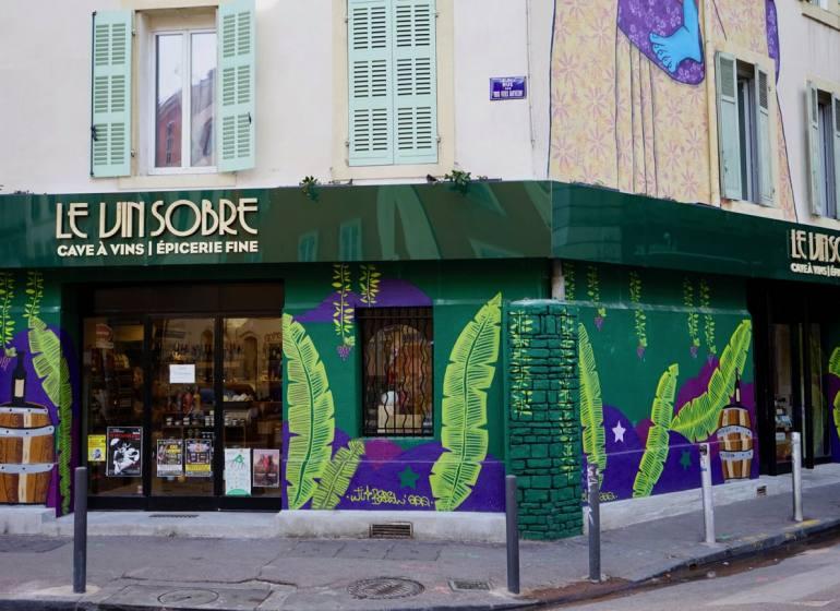 Cave à vin Marseille