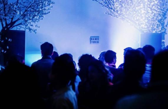 Danceteria Club à Marseille_