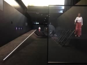 Multimedia exhibition Marseille, museum