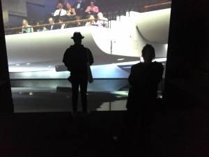Multimedia exhibition Marseille, dance exhibition