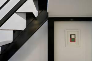 Art et design 20ème siècle Marseille escalier