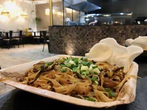 Plat cuisine indonésienne Marseille