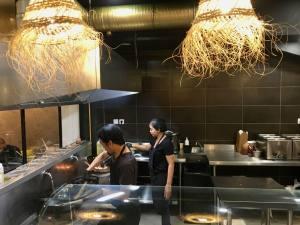 Cuisine indonésienne équipe Marseille