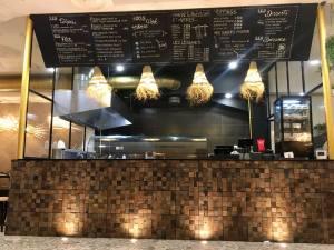 Cuisine ouverte restaurant indonésien Marseille