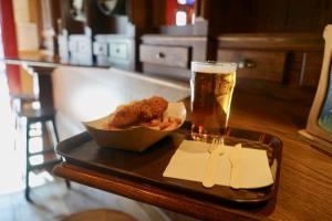 Pub marseille Morrisson's plat