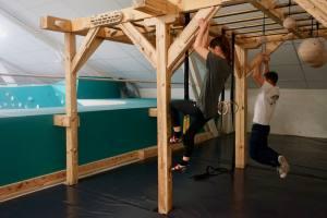 Arkose salle de Grimpe à Marseille entraînement
