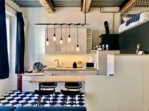 Maison Pépouze bed and breakfast à Marseille lofts