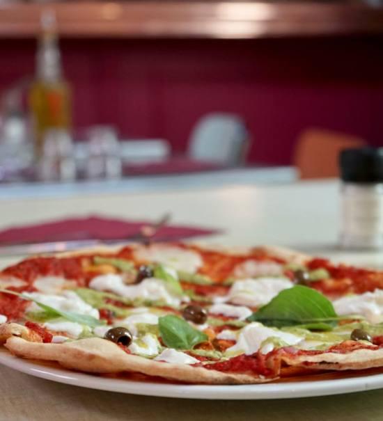 Bambino restaurant de cuisine italienne à Marseille pizza