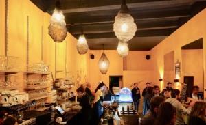 Le Poulpe Saint Victor bar à tapas à Marseille intérieur