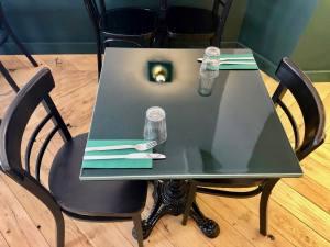 Yima bistronomie orientale à Noailles table