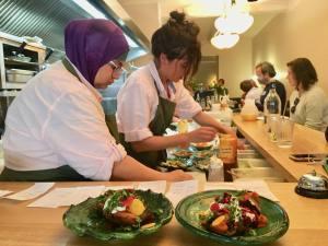 Yima bistronomie orientale à Noailles cuisine