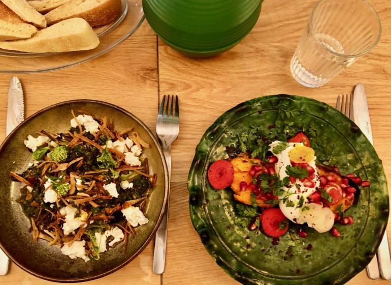 Yima bistronomie orientale à Noailles palts