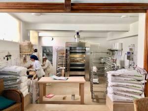 Pain Salvator boulangerie bio à Marseille labo
