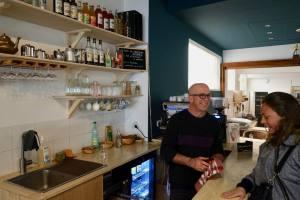 Pain Salvator boulangerie bio à Marseille salon de thé