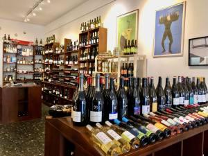 La Cave des Papilles wine cellar in Marseille Maison Buon - wines