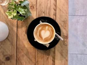 Black Bird Coffee shop à Marseille café